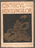 Cintecul Nibelungilor-repovestita de Adrian Maniu