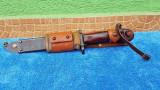Baioneta militara