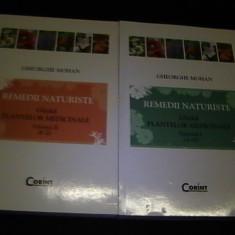 REMEDII NATURISTE-GHIDUL PLANT. MEDICINALE-VOL1-A-O- VOL2-P-Z-368 PG-GH. MOHAN-, Alta editura