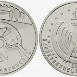 Germania moneda 10 euro 2011 Cu-Ni UNC in capsula - Automobil 125 ani, Europa, Cupru-Nichel