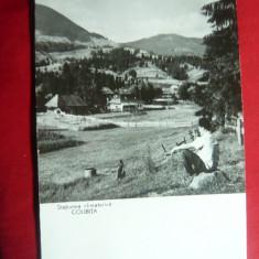Ilustrata -Statiunea Climaterica - Colibita circulat 1963