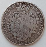 Orasul Imperial Liber Nurnberg - 1 Thaler 1768 - Argint, Europa