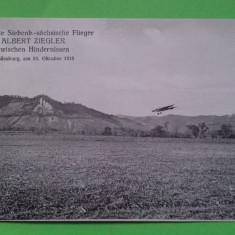 Sibiu Sighisoara Albert Ziegler Avion