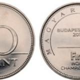50 forint 2017, Europa