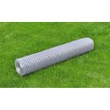 Plasă de gard împletită galvanizată 25 m/grosime 0,75 mm