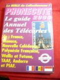 Ghid pt.Cartele Telefonice 2006 Franta ,Monaco ,Andorra si dependente franceze
