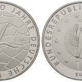 Germania moneda 10 euro 2012 Cu-Ni UNC in capsula - Organizatia Welthungerhilfe, Europa, Cupru-Nichel