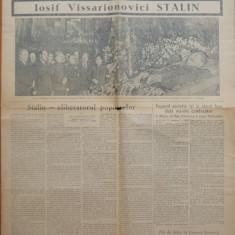 Ziarul Scanteia , * Martie 1953 ; Funeraliile lui Iosif Vissarionovici Stalin