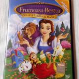 FRUMOASA ȘI BESTIA 3: BELLE ȘI LUMEA EI MAGICĂ [1998] (DISNEY ORIGINAL, ROMÂNĂ), DVD, Romana