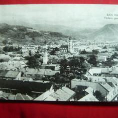 Ilustrata - Baia Mare - Vedere Generala - circulat 1959 RPR, Circulata, Fotografie