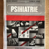 Petre Branzei, Aurelia Sirbu - Psihiatrie, Ed. Didactica si Pedagogica, 1981