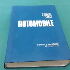 AUTOMOBILE/M. UNTARU/1975