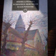 A. E. Baconsky - Biserica Neagra Echinoxul nebunilor si alte povestiri