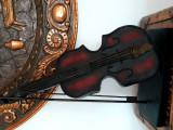 Vioara veche alama 36 cm