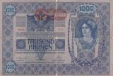 AUSTRIA 1.000 kronen 1902 F!!!