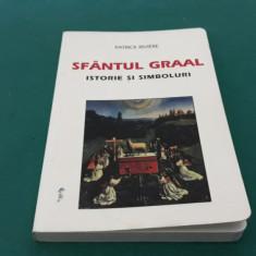 SFÂNTUL GRAAL* ISTORIE ȘI SIMBOLURI/PATRICK RIVIERE/1994
