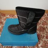 Vand cizme de iarna, 44, Negru, Comfort