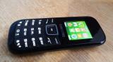 TELEFON SAMSUNG PUSHA GT-E1200 IMPECABIL SI DECODAT+INCARCATOR, Nu se aplica, Negru, Neblocat