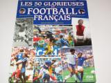 Carte-album fotbal FRANTA (meciuri memorabile echipa nationala si cluburi)