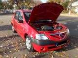 Dacia Logan KISS FM, 2008, 96.000km, motor 1.6, GPL, Berlina