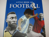 "Carte fotbal - ""Little Book of Football"""