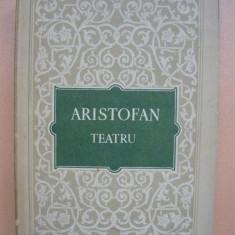 ARISTOFAN - TEATRU ( PACEA, PASARILE, BROASTELE, NORII ) - 1956