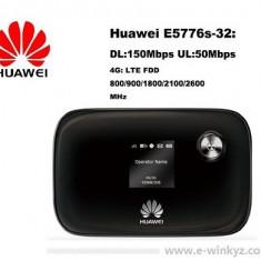 router 4g portabil huawei E 5776 fct in orice retea
