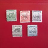 ROMANIA OCUPATIE 1919 SERIE=MNH, Nestampilat