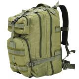 Rucsac în stil militar, 50 L, verde măsliniu