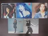 5 Jennifer Rush Disc-Discuri Vinil-Vinyl Lot-Colectie Pop-Rock