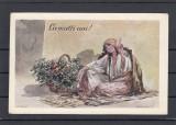 FLORAREASA  VANZATOARE  DE  FLORI  - LA MULTI ANI ! COLECTIA  E. MARVAN