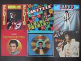 17 Elvis Presley Disc-Discuri Vinil-Viniluri Lot-Colectie Oldies-Rock
