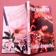 Triumful dragostei - Nora Roberts, Alta editura