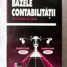"""""""BAZELE CONTABILITATII"""", Octavian Bojian, 1997, Alta editura"""