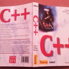 C++  - Danny Kalev, Michael J. Tobler, Jan Walter, Teora, 2000