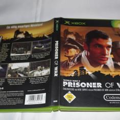 [XBOX] Prisoner of War - joc original Xbox clasic