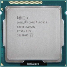 Procesor Intel Quad i5 3470 3.20GHz Ivy Bridge, 77W, socket 1155, 6Mb, cooler