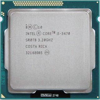 Procesor Intel Quad Core i5 3470 3.20GHz, Ivy Bridge, 6Mb socket 1155