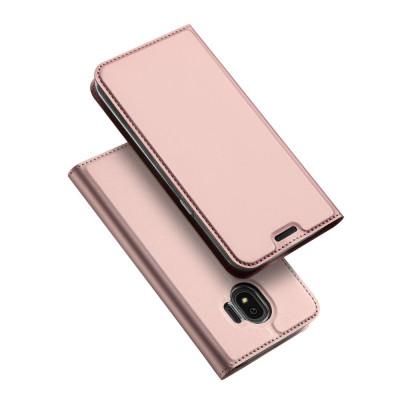Toc DuxDucis Skin Samsung J4/2018 Rosegold foto