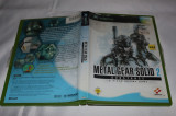 [XBOX] Metal Gear Solid 2 Substance - joc original Xbox clasic