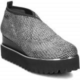 Pantofi Femei United Nude Fold Casual 10263570107, 36 - 40, Argintiu, United Nude