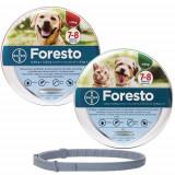 Foresto L + Foresto S - pachet zgarzi antiparazitare, Bayer