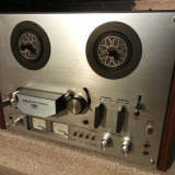 Magnetofon Akai GX 4000D cu capac antipraf
