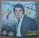 (8) DISC VINIL - JOSEF LAUFER - CERBUL DE AUR, STARE FOARTE BUNA (45 EDC 983)