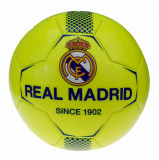 Minge de fotbal FC Real Madrid galben