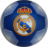 Minge de fotbal FC Real Madrid alb-albastru