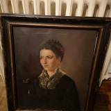 Pictura ulei portrete, Realism