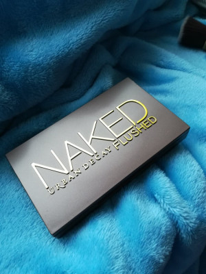 Paleta Machiaj / Make Up Profesionala URBAN DECAY Naked Flushed foto
