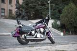 Ocazie! Honda Vtx 1300R (super accesorizata) - Purple-19000 km reali !