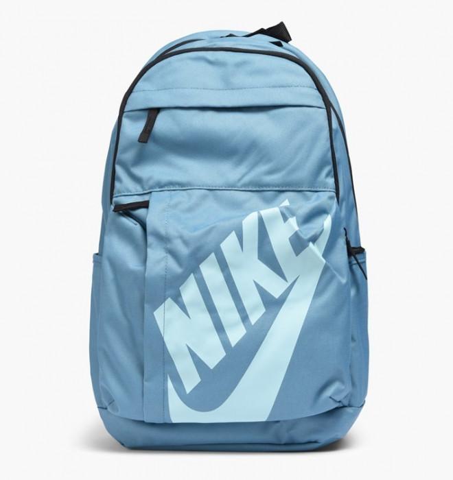 Ghiozdan rucsac Nike Elemental albastru cenusiu